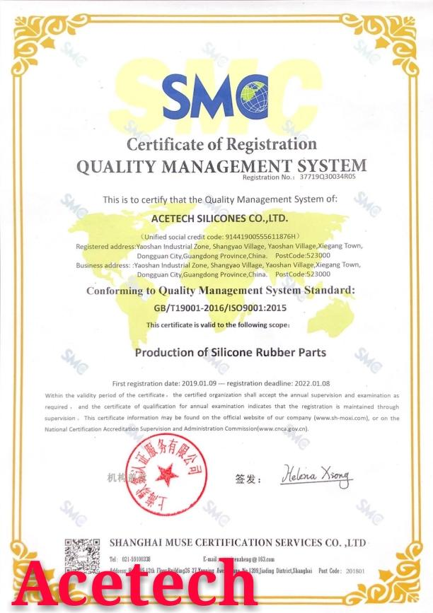 ISO9001 annual audit