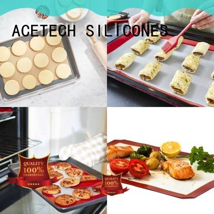 kneading silicone baking mat supplier for cookie