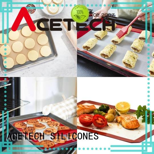 ACETECH silicone silicone baking mat supplier for bread