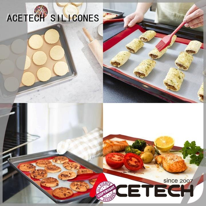 food safe silicone baking mat product online for cookie