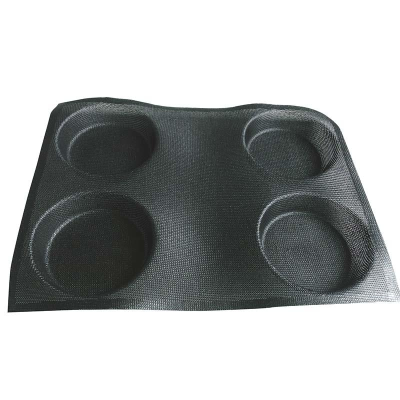 good quality silicone cookie molds square for cooking-1