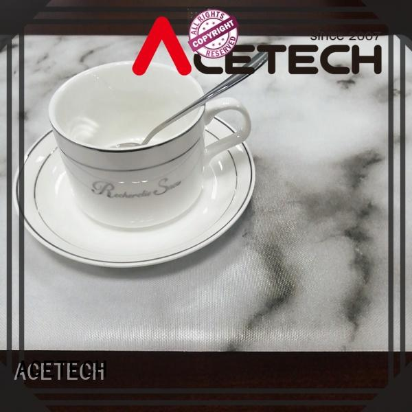 ACETECH mats silicone placemats factory price for kitchen