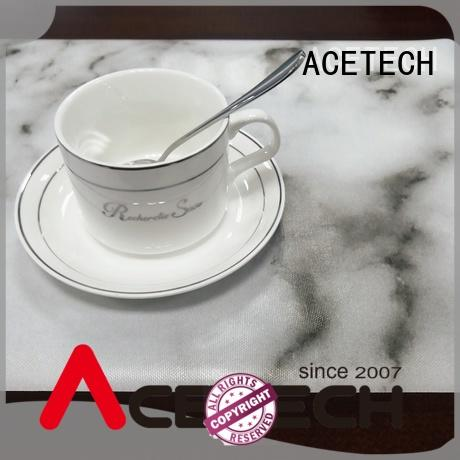 ACETECH dining silicone placemats on sale for table