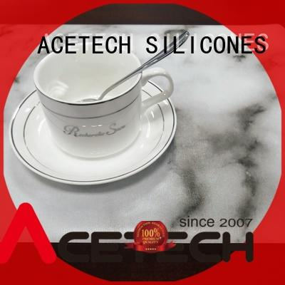 ACETECH silicone silicone placemats on sale for table