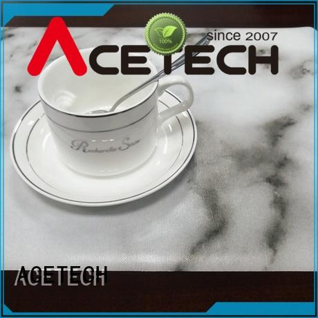 ACETECH kitchen silicone placemats supplier for dining room